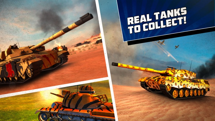 Boom! Tanks screenshot-2