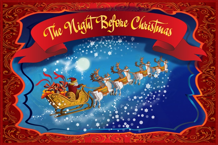 Magic Ink - The Night Before Christmas - Lite Edition screenshot-4
