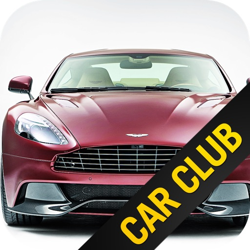 Aston Martin Car Club icon