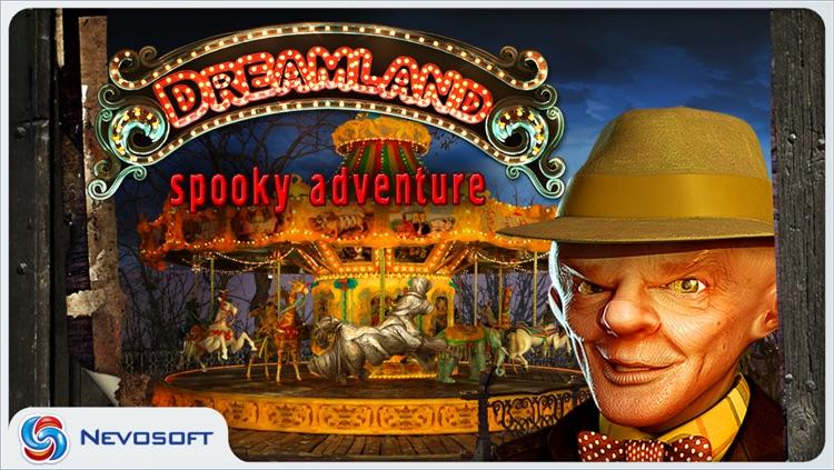 Dreamland lite: spooky adventure game