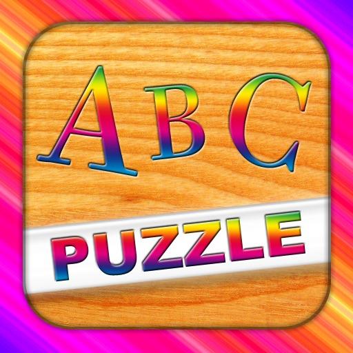 Kids Puzzle (Wooden ABC Letters)