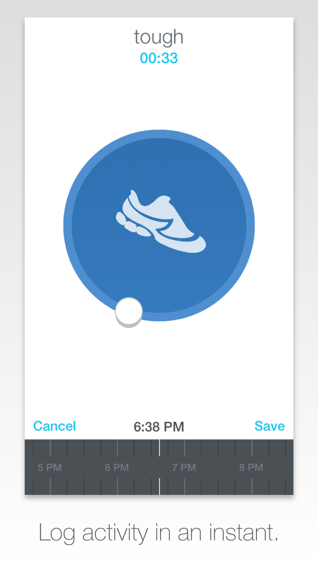 GO - Meal and Fitness Trackerのおすすめ画像4