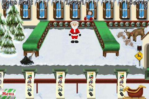 Santa's Workshop Lite screenshot-3