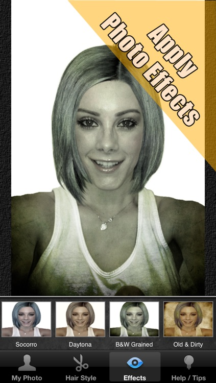 Makeover App - Try on 500 celebrity hairstyles and discover a new look screenshot-4
