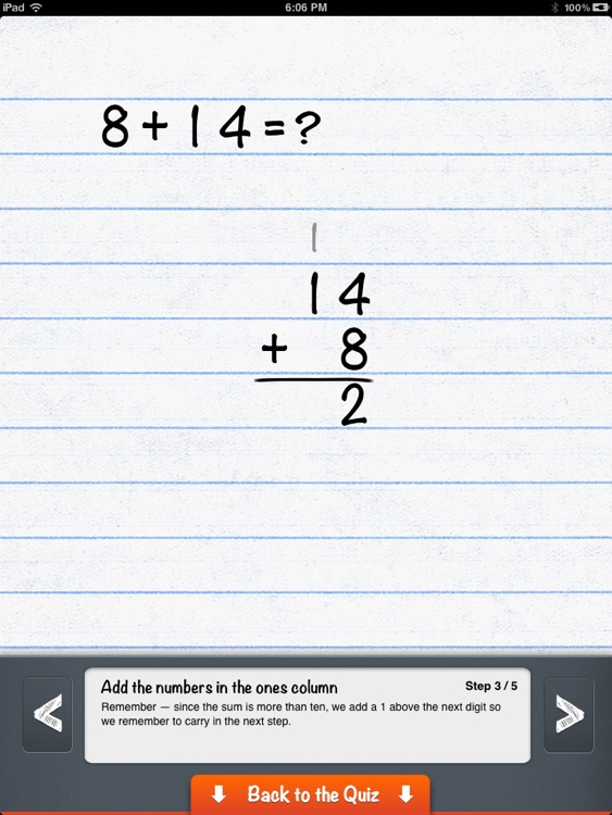 ScribbleMath Addition screenshot-2