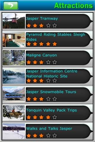Jasper National Park-Offline Guide screenshot-2