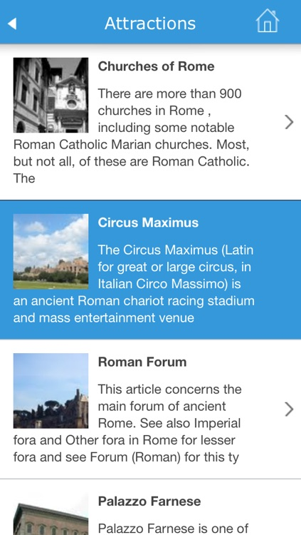Rome (Italy) Guide, Map, Weather, Hotels. screenshot-3
