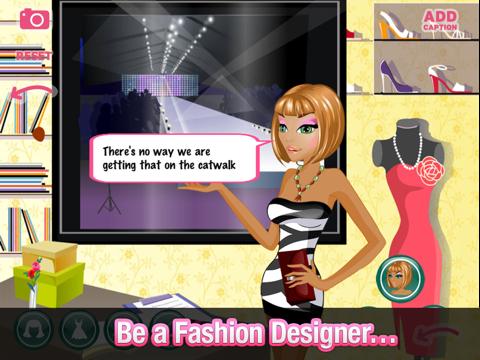 Dress Up! Fashion screenshot