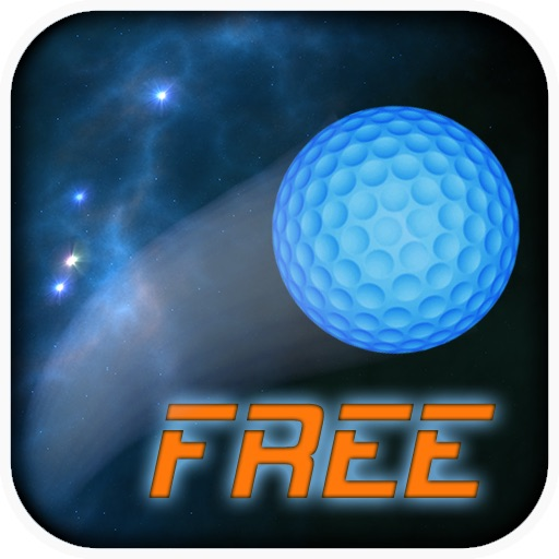 Space Golf Free icon