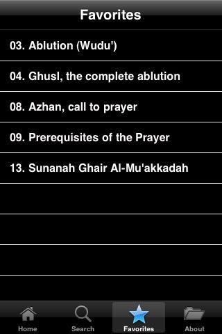 Fiqh-us-Sunnah - ( Islam Quran Hadith Fiqh ) screenshot-4
