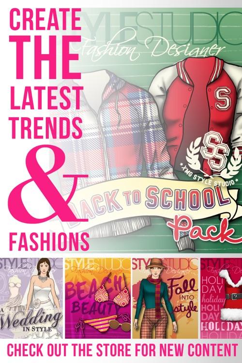 Style Studio : Fashion Designer screenshot-3
