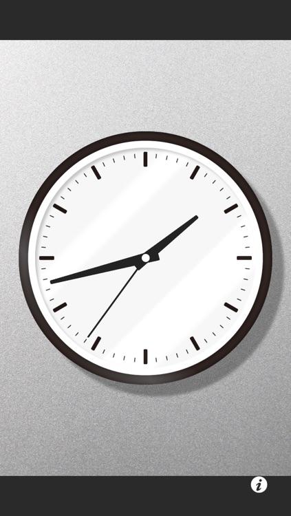 Standard Clock screenshot-3