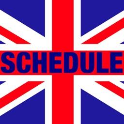 2012 Summer Games Schedule