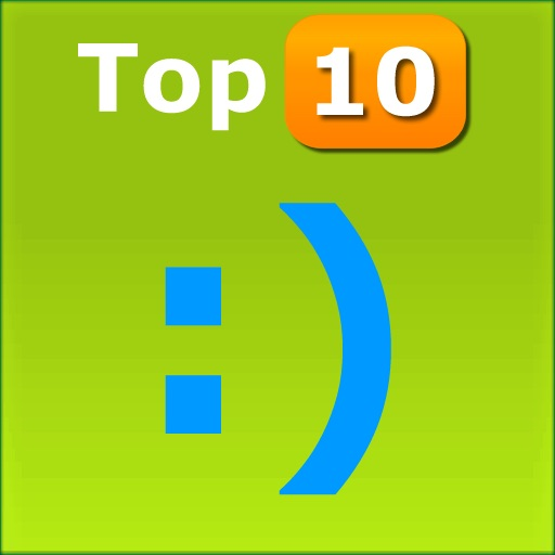 Emoticons - Top Ten