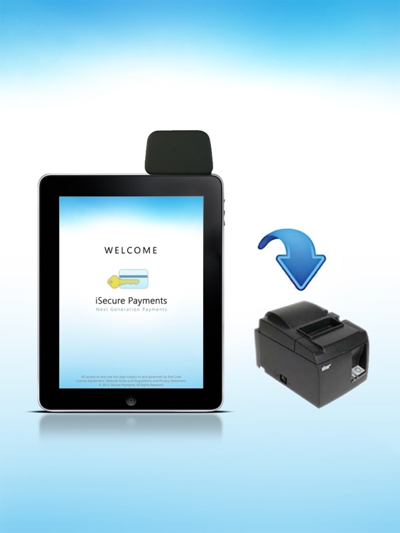 iSecure Payments iPadVersion