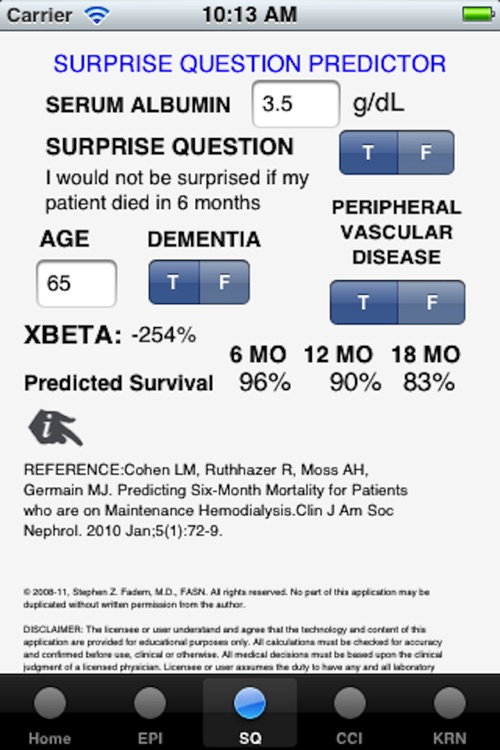 Predictors screenshot-1
