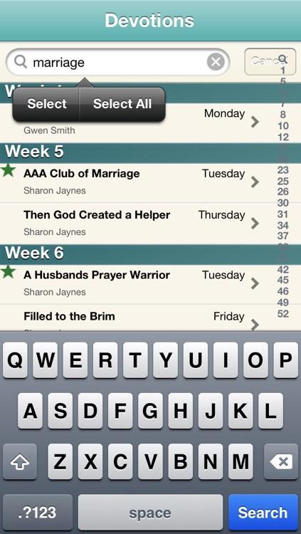 Girlfriends in God Devotional screenshot-4