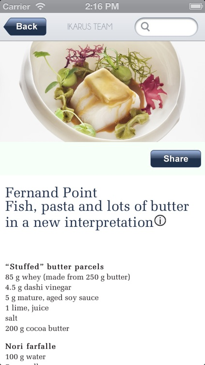 Culinary Highflyers 2012 screenshot-4