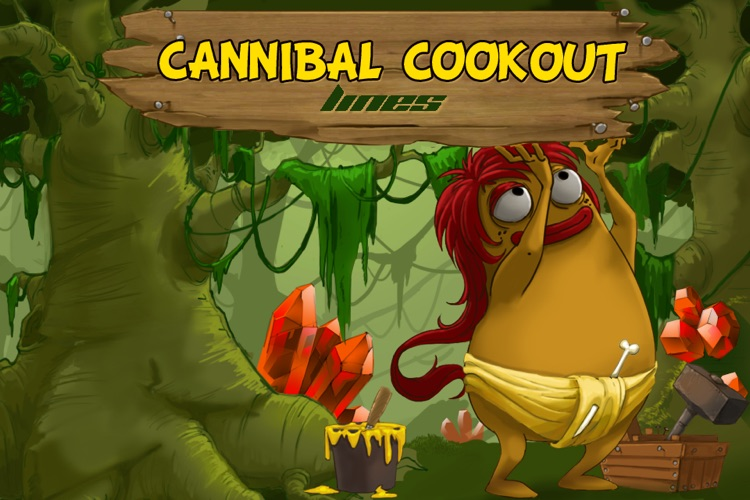Cannibal Cookout : Lines