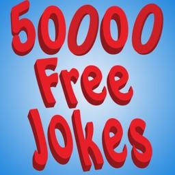 50,000 Free Jokes