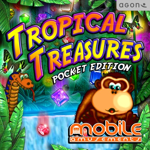 Tropical Treasures Pocket Edition