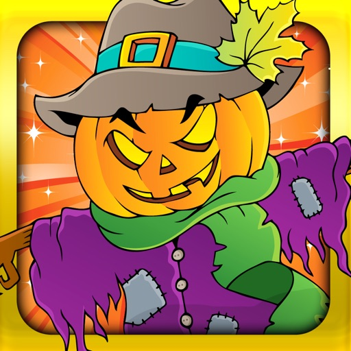 Scarecrow Race icon