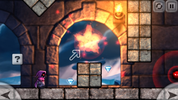 Magic Portals Free screenshot-4