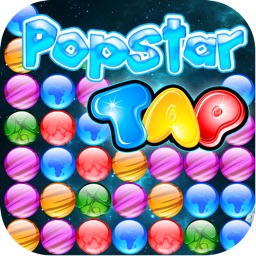 A PopStar Tap - Free Fun Addicting Puzzle