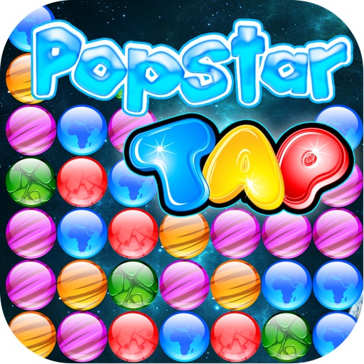 A PopStar Tap - Free Fun Addicting Puzzle