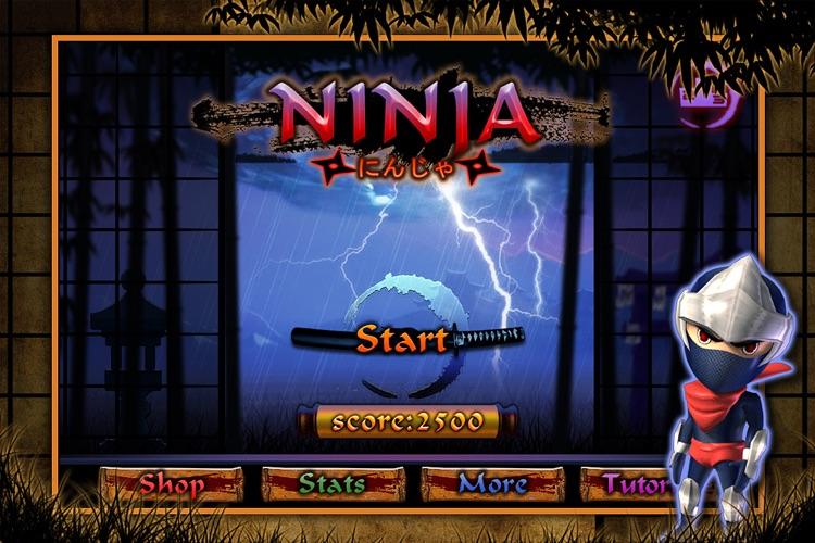 Rush Ninja