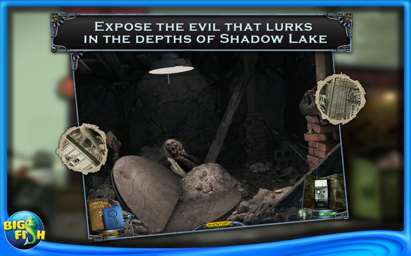 Mystery Case Files: Shadow Lake Collector's Edition (Full) screenshot 5