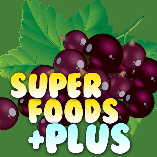SuperFoods+ icon