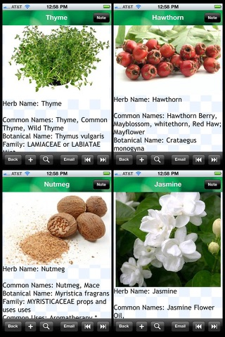 Medicinal Herbs Encyclopedia review screenshots