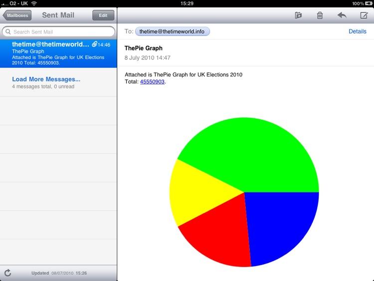 ThePie for iPad screenshot-3
