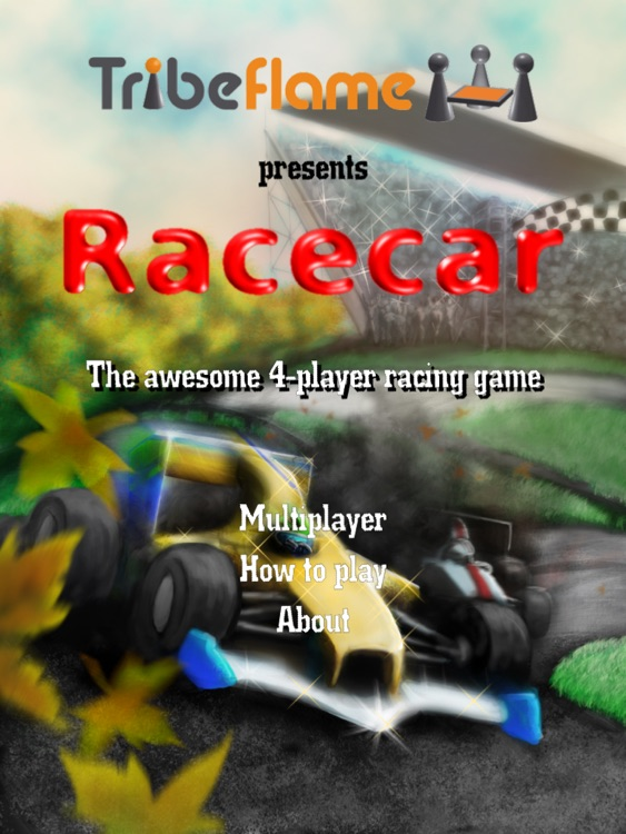 Racecar screenshot-4