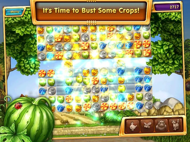 Crop Busters HD (Free)