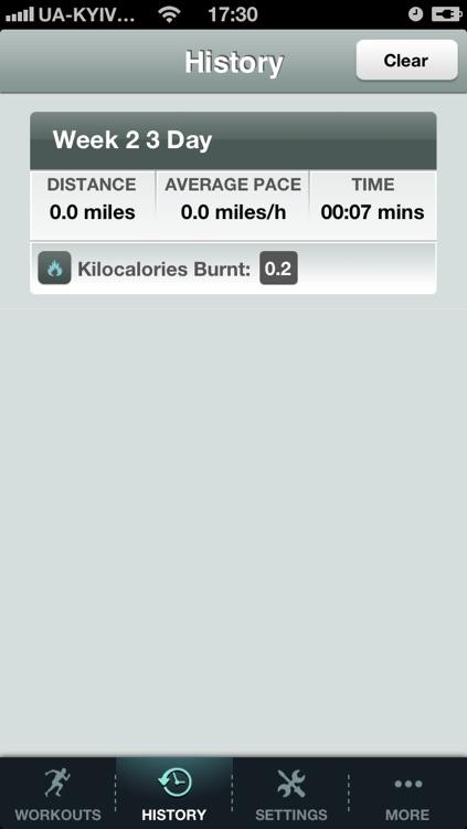 Marathon Trainer Free - Run for American Heart screenshot-4