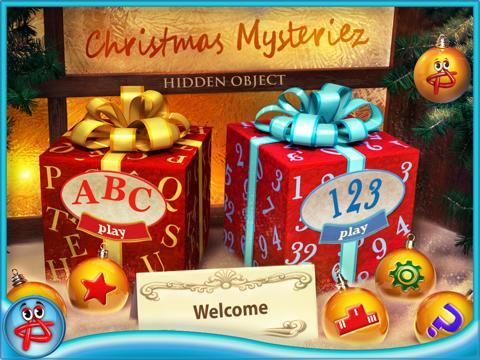 Christmas Mysteriez: Free Hidden Object screenshot 1