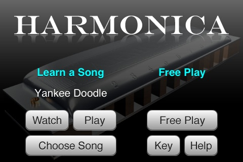 Harmonica screenshot-2