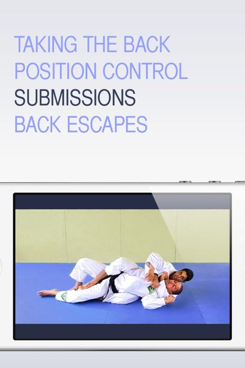 BJJ Back Position - Andre Galvao Jiu Jitsu Vol 5 screenshot-3