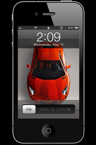 HD Wallpapers & Backgrounds for iPhone/iPod touch Pro Screenshot 5