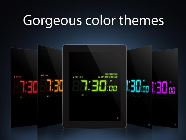 Alarm Clock HD Pro screenshot-4
