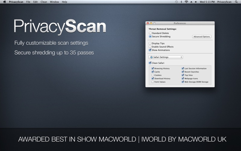 PrivacyScan