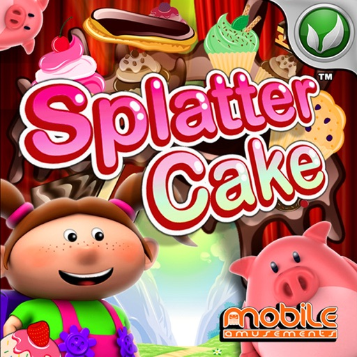 Splatter Cake HD