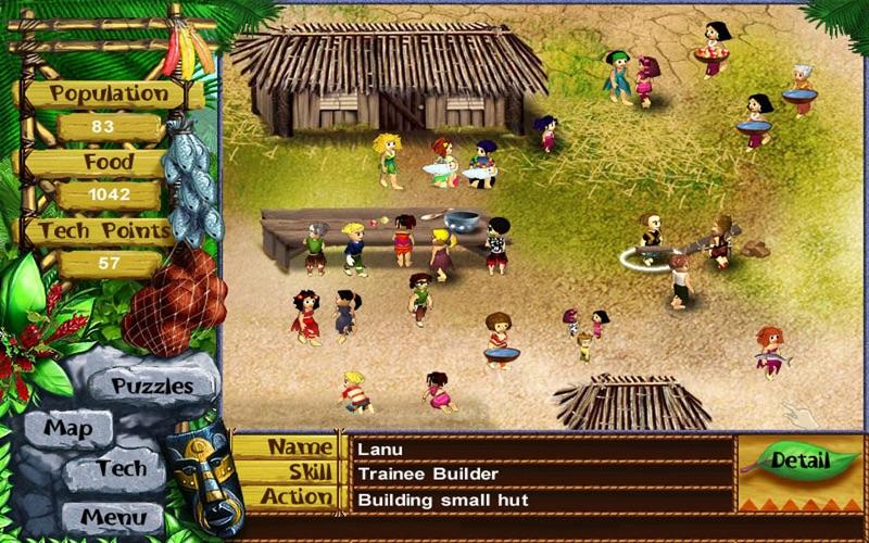 Virtual Villagers - A New Home screenshot 2