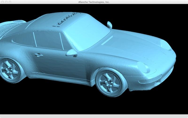 DXF Viewer (3D) скриншот программы 2