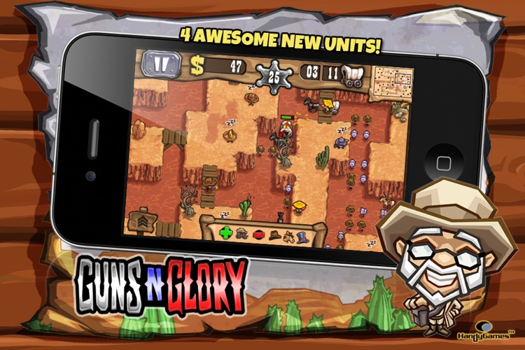 Guns'n'Glory screenshot-2