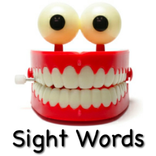 Funny Flash Cards - Sight Words - Nouns