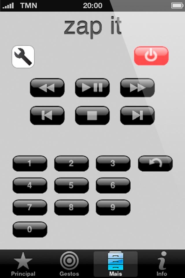 zap it Screenshot