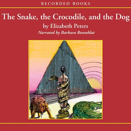 The Snake, the Crocodile and the Dog (Audiobook)